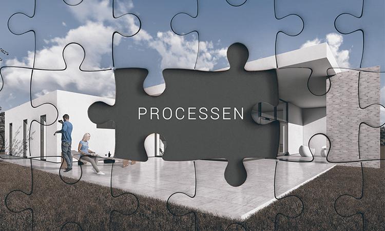 Arkitekt processen, Puslespil