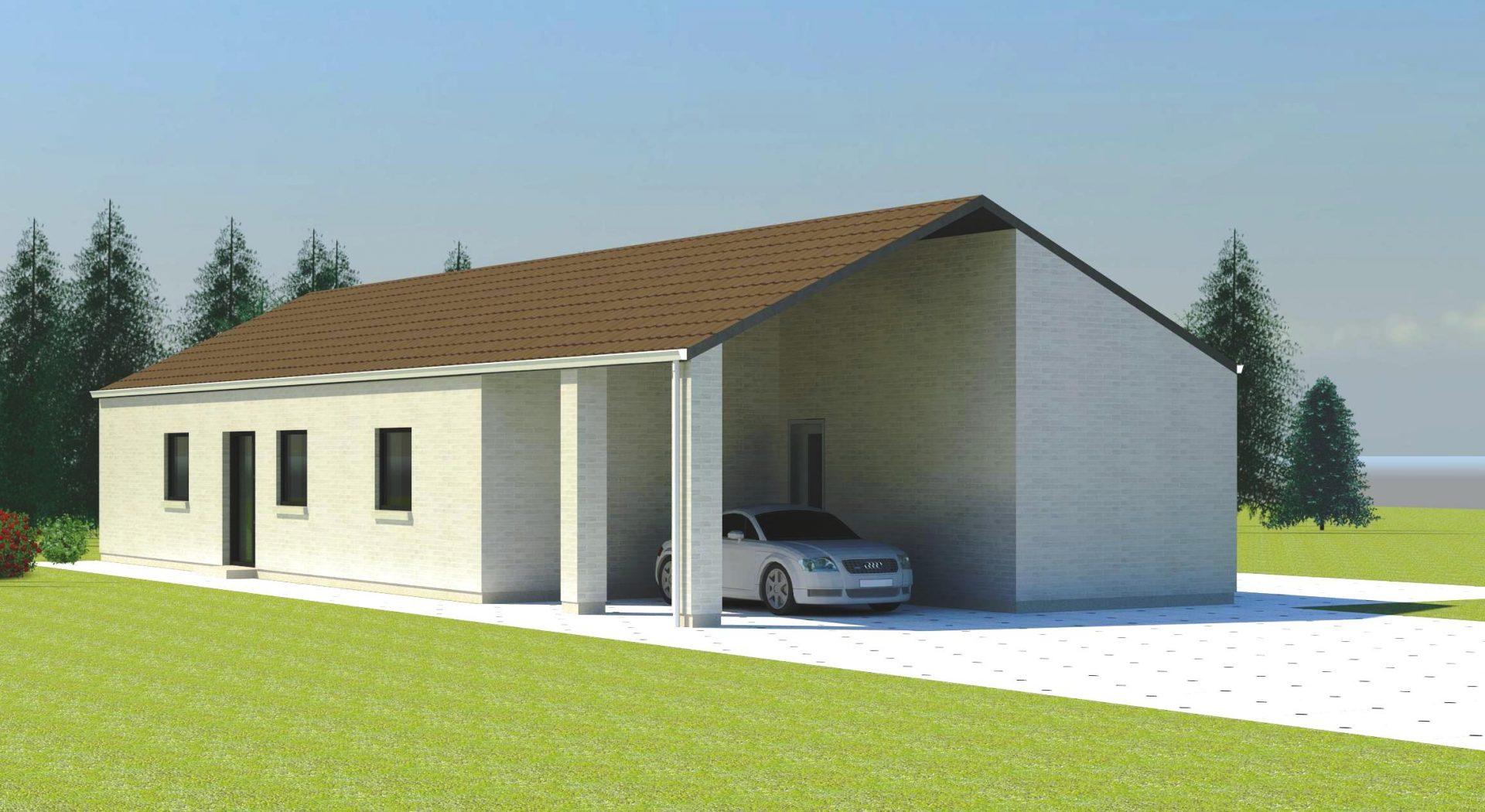 Nyt hus i Klarup
