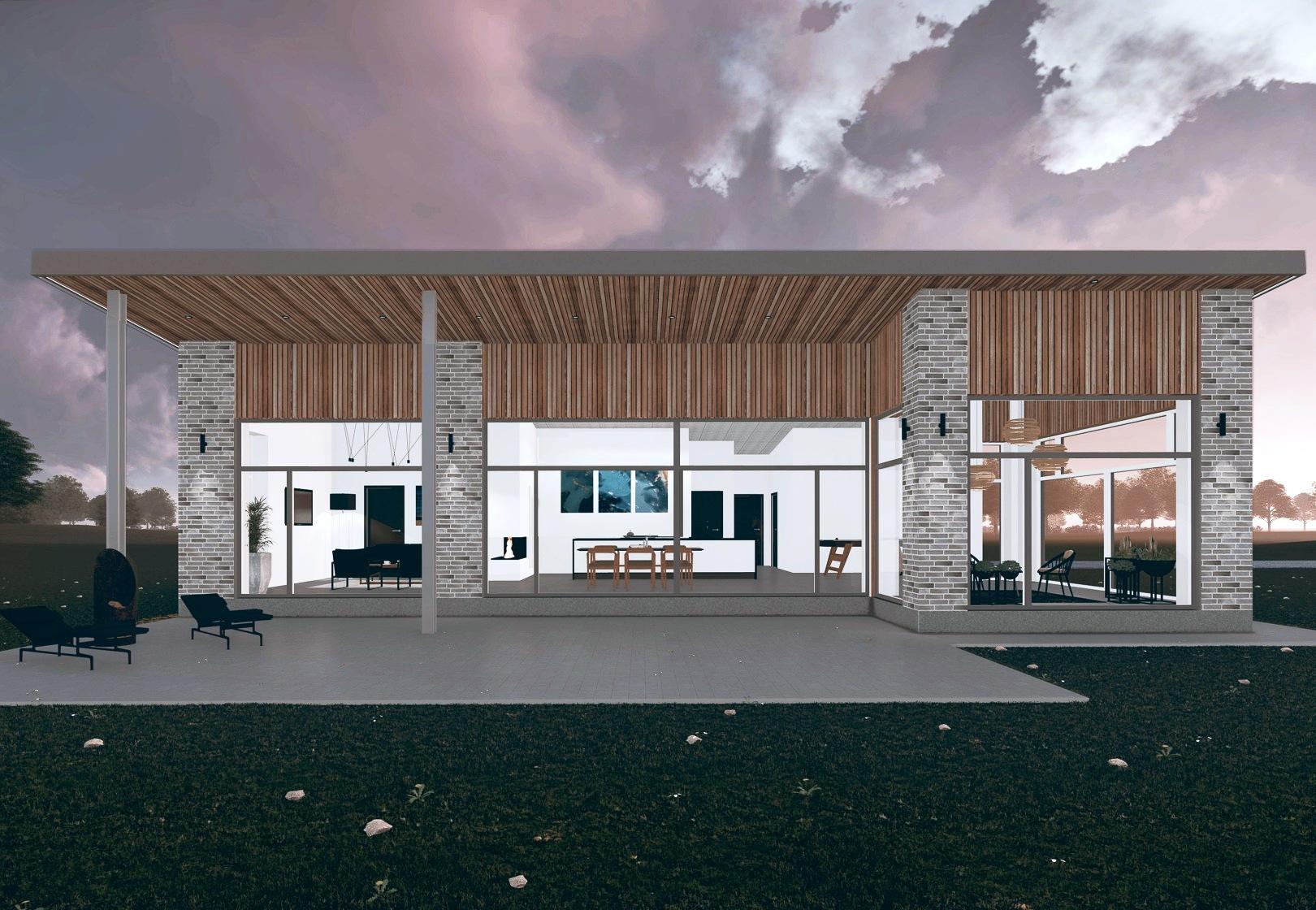 Ny villa i Dronninglund