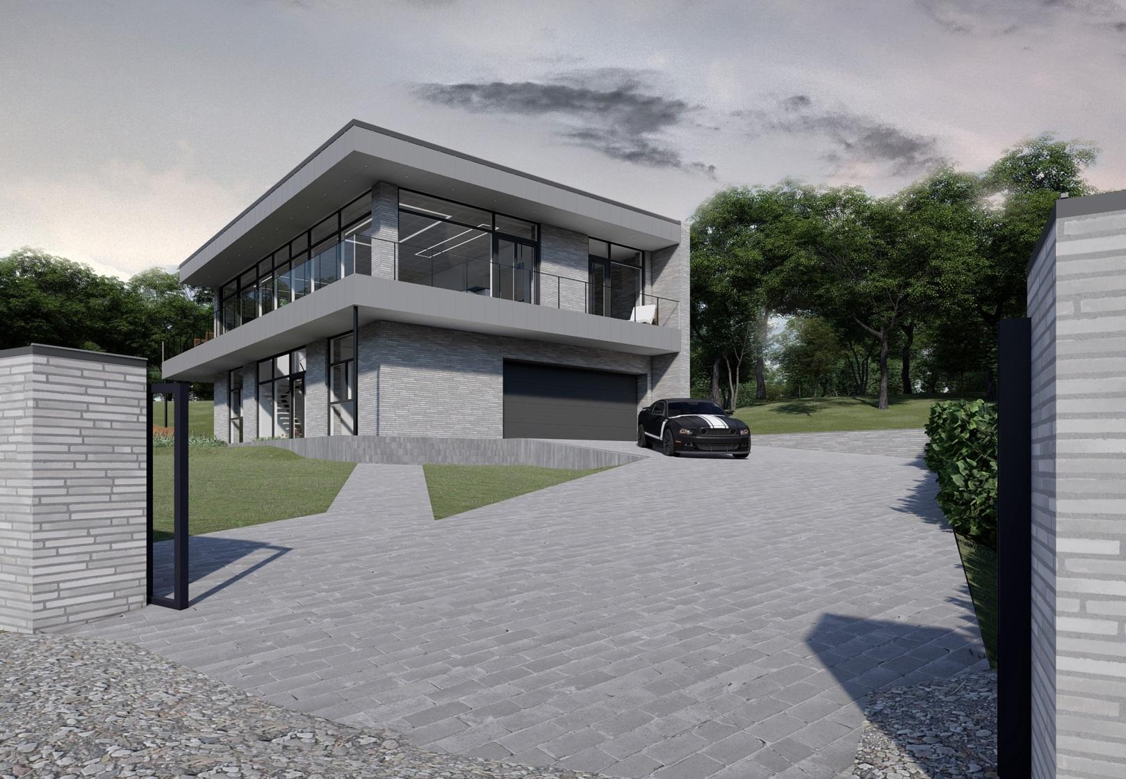 Nyt hus i Aalborg