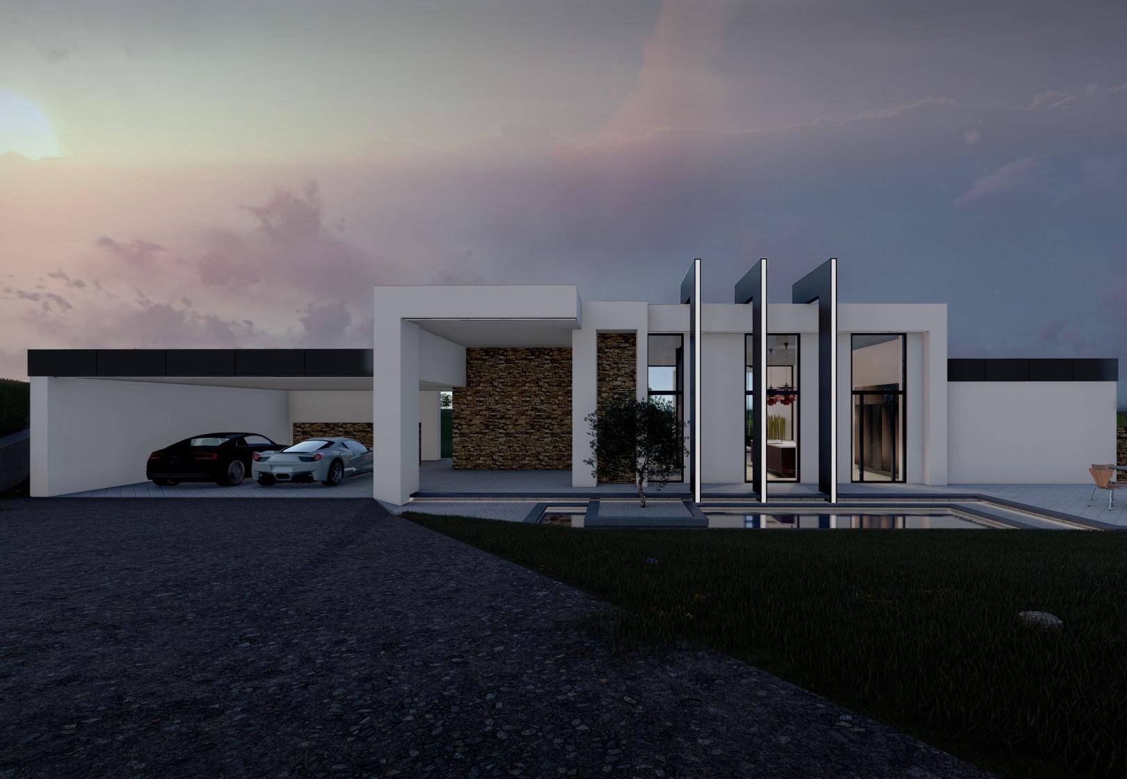 Nyt hus på Sjælland