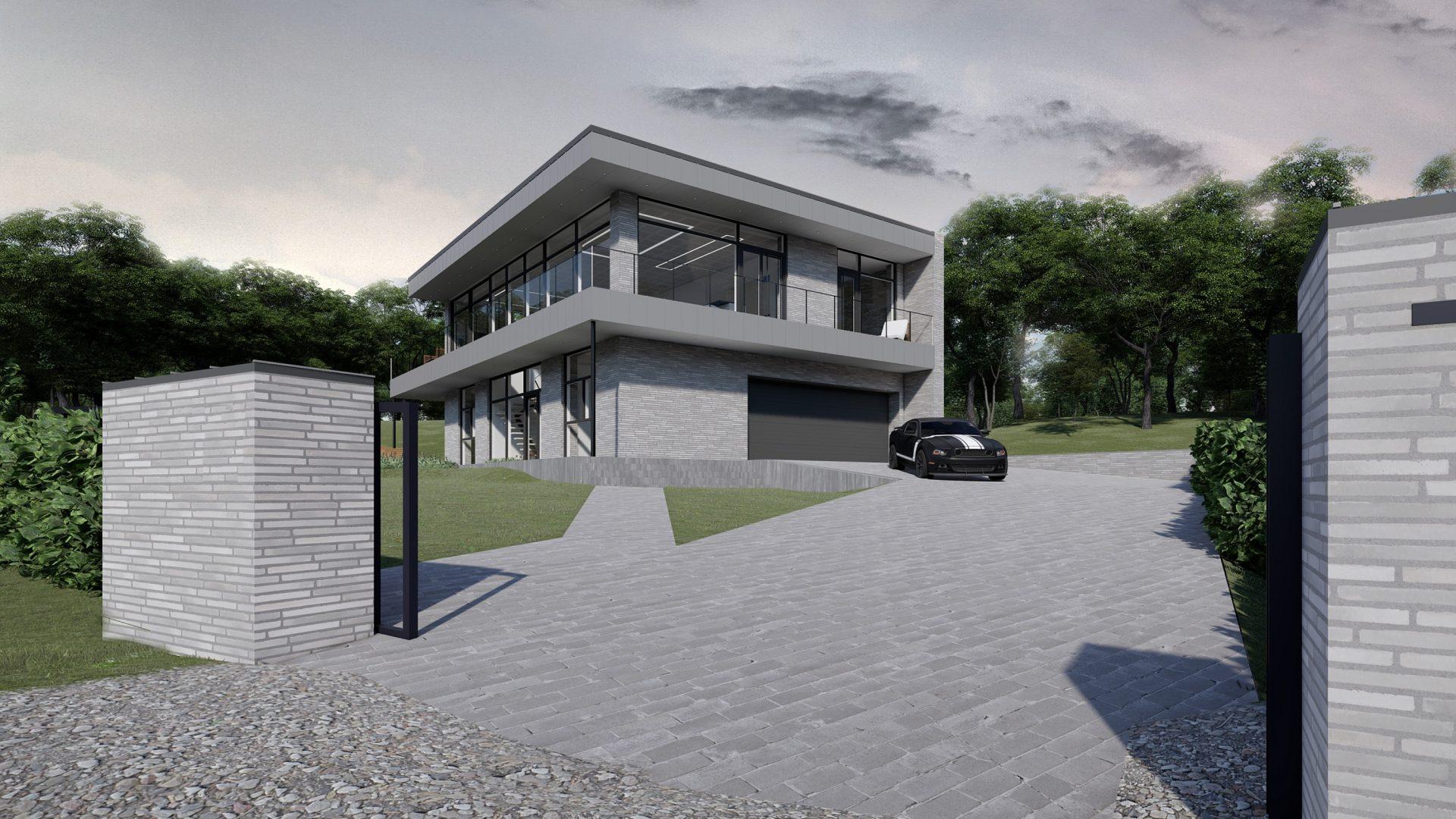 Nybyggeri Aalborg, Århus , Nordjylland, nyt hus i Aalborg