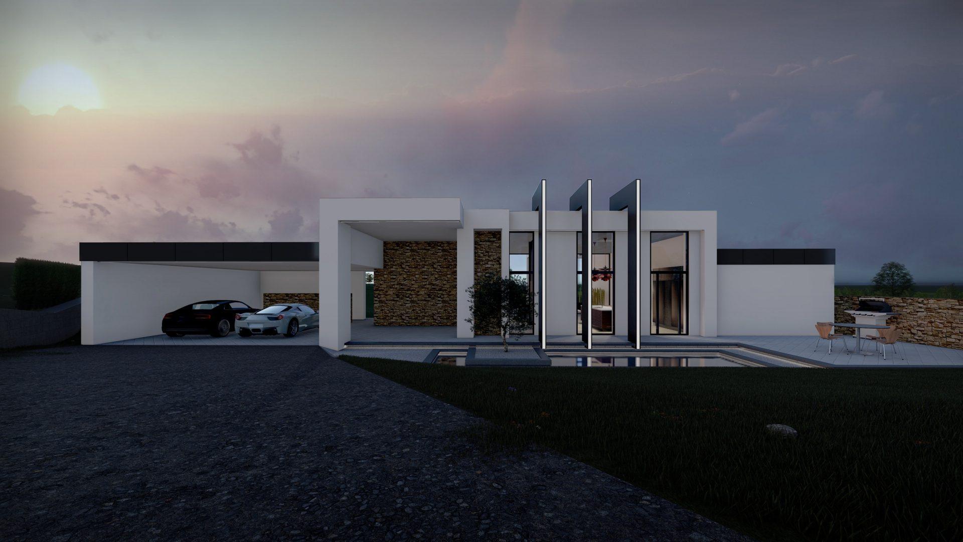 Nybyggeri Aalborg, Århus , Nordjylland, nyt hus på Sjælland